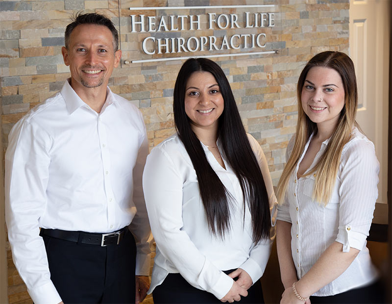 Chiropractor Etobicoke ON Dr Chrystopher Sly and Team